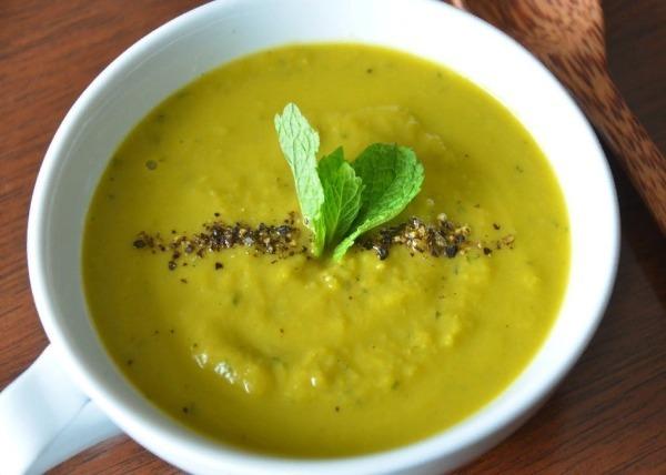 Диета «гороховый суп»