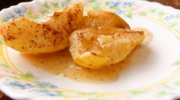 Груша под медом: витаминный день