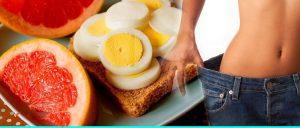 Меню белковой диеты на 7 и 14 дней, рецепты для похудения