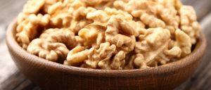 Орехи во время диеты