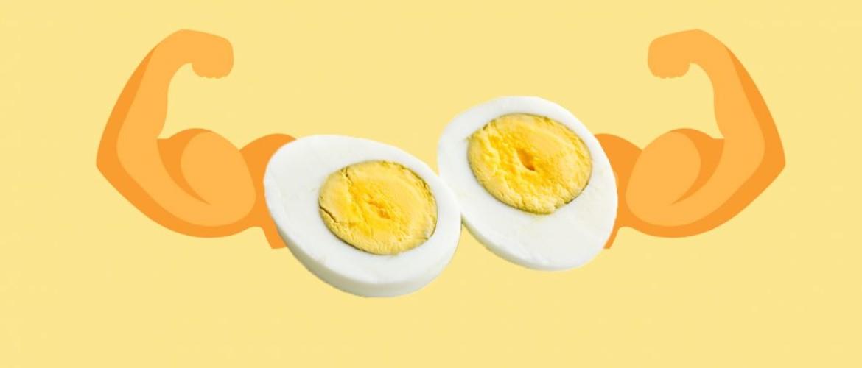 Сколько протеина нужно в день для набора мышечной