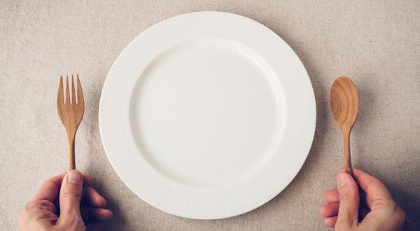 5 схем проведения голодания