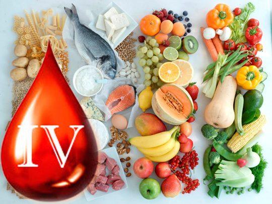 В чем заключается диета с 4-й группой крови: особенности