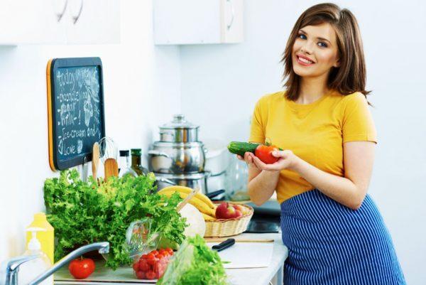 Диета по группе крови 2 положительная для похудения: меню на неделю