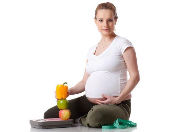 Продукты, которые являются основой рациона беременных