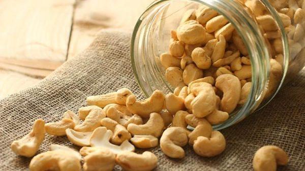 Польза орехов кешью