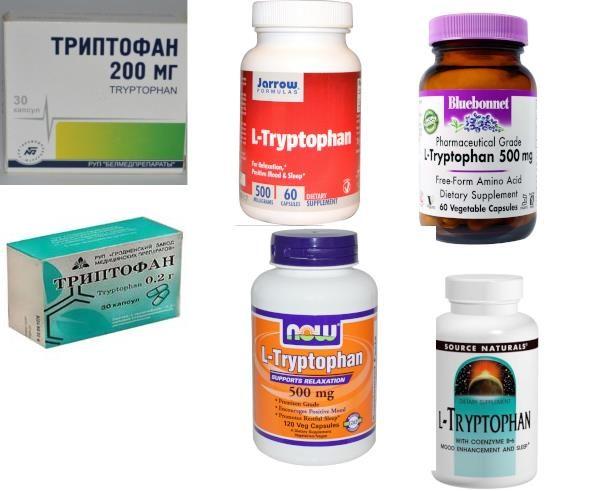 Пищевые добавки с триптофаном: как принимать, дозировка