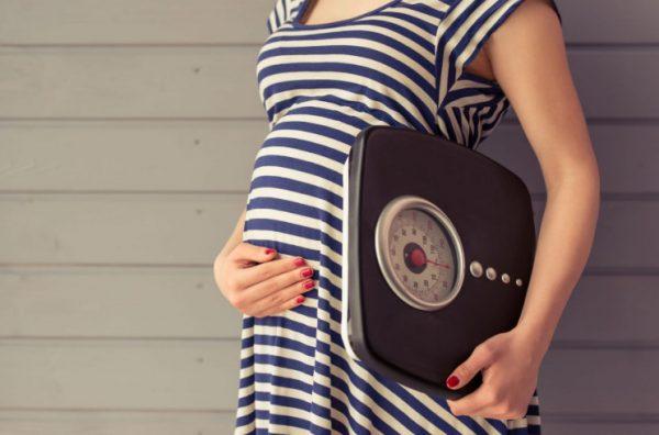 Прибавка веса при беременности двойней