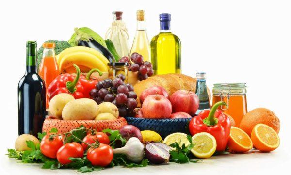 Разрешенные и запрещенные продукты: таблица
