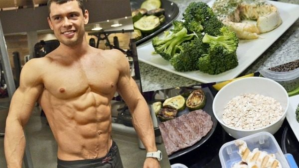 Как правильно питаться, чтобы набрать мышечную массу