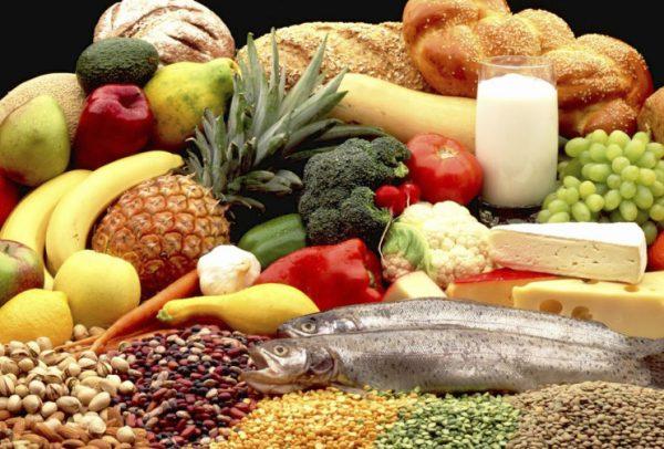 Раздельное питание для похудения: принципы
