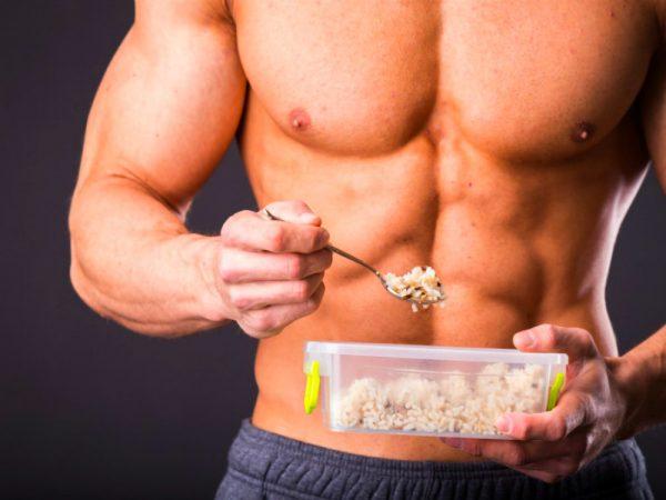 Диета для мужчин для похудения: меню на неделю