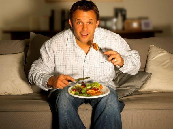 диета для мужчин