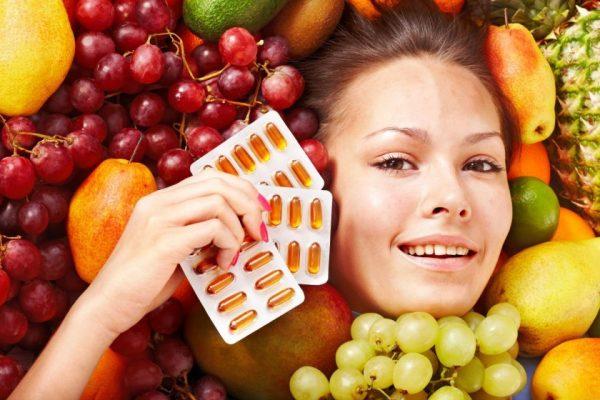 Роль витаминов для женщин при физических нагрузках