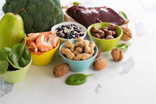 Топ-12 продуктов для похудения, богатых фолиевой кислотой
