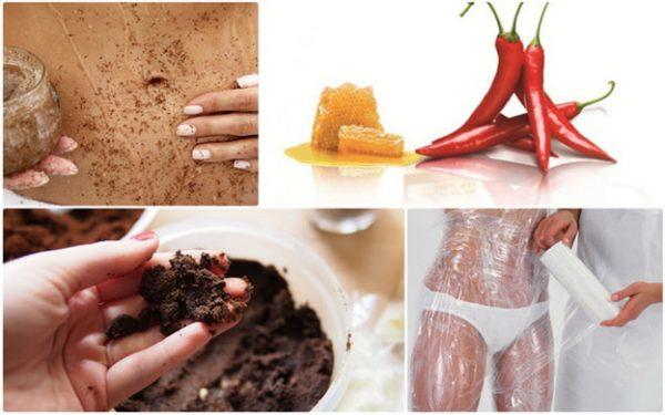 Рецепты обертываний пищевой пленкой для похудения