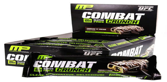 Muscle Pharm Combat Crunch