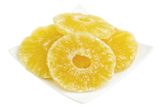 Калорийность цукатов из ананаса на 100 грамм