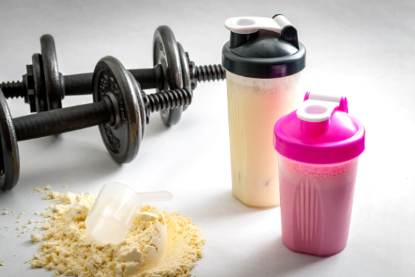 Спортивное питание и добавки во время сушки