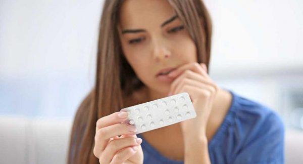 Как гормональные контрацептивы влияют на массу тела