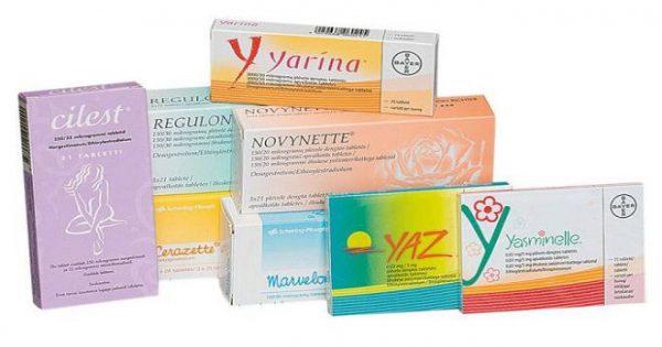 Существуют ли противозачаточные таблетки с эффектом похудения?