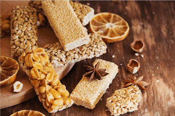 Козинаки: калорийность и состав