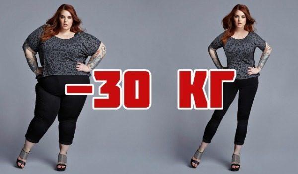 Как себя мотивировать, чтобы похудеть на 30 кг