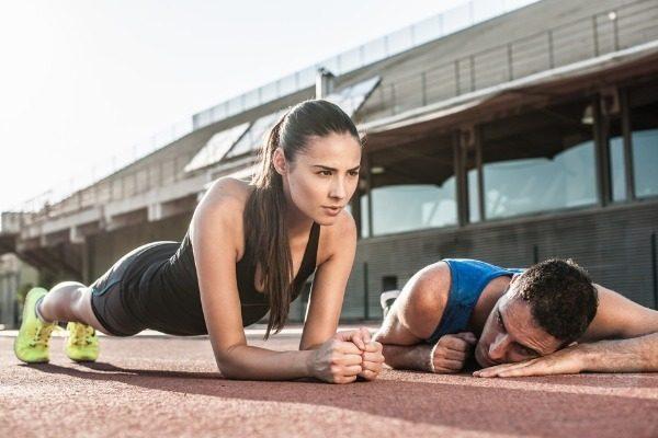 Правила выполнения статических упражнений