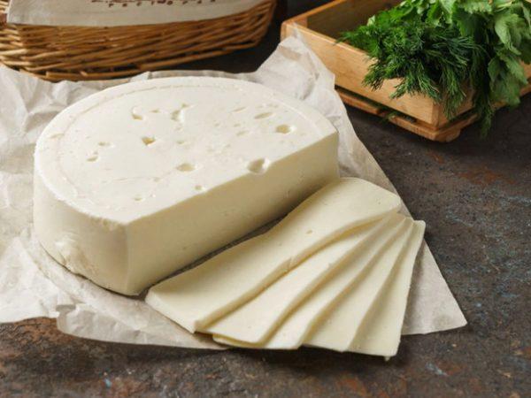 Состав и полезные свойства сыра сулугуни