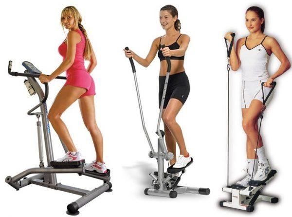 Тренажер степпер: какие мышцы тренирует, можно ли накачать ягодицы, как правильно тернироваться