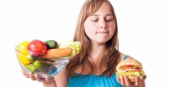 Правила диеты для похудения для подростков