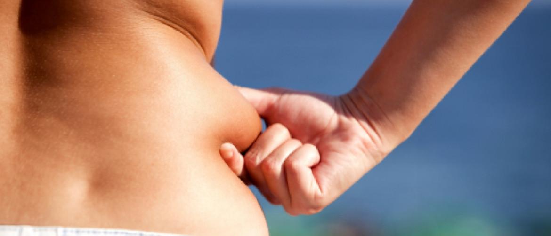 Как сделать чтобы похудела спина