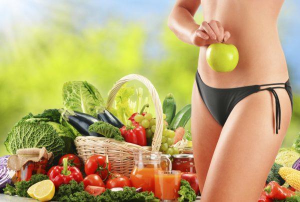 Продукты питания, очищающие организм